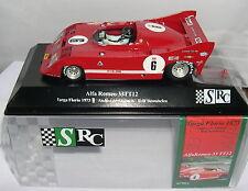 SRC 008.01 ALFA ROMEO 33 TT12 #6 TARGA FLORIO 1973 A.DE ADAMICH-R.STOMMELEN MB