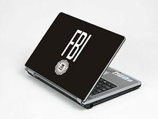 FBI Laptop Skin Notebook Cover Adhesive Sticker
