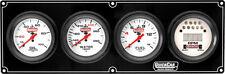 QUI 61-7042 - QuickCar Extreme 3-1 Gauge Panel W/Tach  IMCA UMP