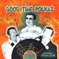 Marion Lush Good Time Polkas Brand New Factory Sealed CD The Golden Voice POLKA