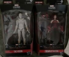 Marvel Legends Scarlett Witch And The Vison