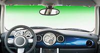 E-Tech Dark Green to Light Green Fade Car Sun Block Windscreen Sunvisor Sunstrip