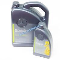 6L Orig. Mercedes Synthetic Motoröl Ölservice 5W30 MB 229.51 A000989701 6 Liter