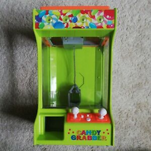 Scrumpalicious Candy Sweet Grabber machine toy claw arcade game
