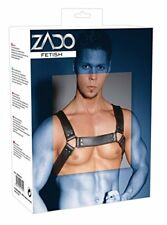 Zado Leather Chest Harness - Intimo Uomo