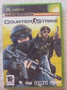 14625 Counter Strike - Microsoft Xbox (2003)