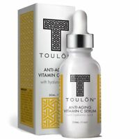 A Natural And Organic Vitamin C Serum With Hyaluronic Acid For Face