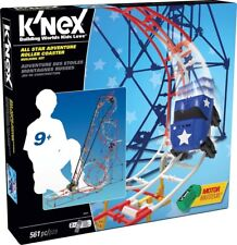 Knex All Star Electric Adventure Roller Coaster