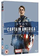 Captain America: The First Avenger w/ Slipcover (Blu-ray, Region Free) *NEW*