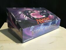 MTG: Iconic Masters Sealed English Booster Box - Magic the Gathering.