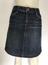 Earnest Sewn Dark Wash Denim Skirt Size 25