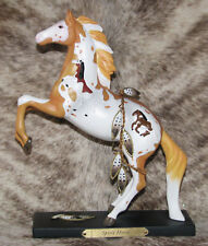 TRAIL OF PAINTED PONIES Spirit Horse Low 1E/185~w/ Story Card~Good Luck Symbol~