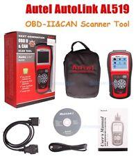 Diagnosis Autel AutoLink AL519  OBD2 EOBD OBDII CAN Scanner Tool Multi-languages