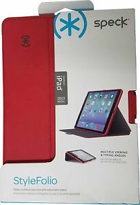 Speck Style Folio Case Stand Anti-Scratch Slim Ultra-thin Apple iPad Air (2013)