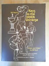 Bill Pearl's KEYS TO THE INNER UNIVERSE bodybuilding SIGNED muscle book 1982