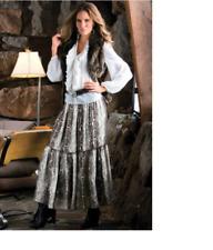 Gorgeous $120 Boston Proper Python-Print Maxi Skirt, S 6-8, NEW