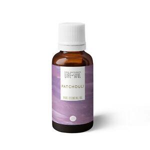 Patchouli Pure Essential Oil- Pure & Therapeutic Grade- 10ml