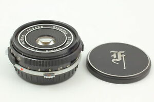 [MINT] Olympus E.Zuiko Auto-S 38mm F/2.8 Pancake Lens for PEN F FT From JAPAN