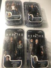 Heroes Series 2 Matt Parkman Figure Mezco NEW Sealed (LOT OF 4)