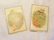 Victorian Card Lot Piano Organs J. W. Martin Bros. - Ivers Pond Rochester NY