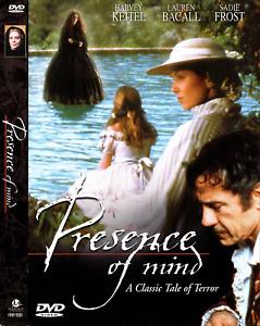 Presence of Mind (DVD, 2003) Lauren Bacall, Harvey Keitel, S. Frost;Antonio Aldy