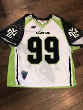 Lacrosse Lizards jersey size Large