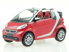 smart fortwo Convertible Mopf 2 red diecast modelcar Spark 1:43