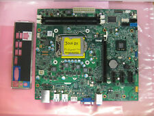 Dell Optiplex 3010 Desktop / Mini Tower Motherboard 42P49  Intel  With I/O Plate