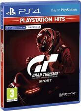 Gran Turismo Sport GT Sport PS4 Spiel NEU OVP Playstation 4