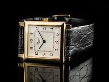 Chopard Classic Square 750/000 GG-ID 7801-de luxus4you