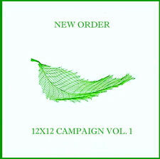 NEW ORDER - 12x12 Campaign Volumes 1-4 (4 cds) Great Club Mixes! RARE! LOOK!