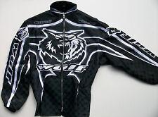New Wulfsport Sz Xl Enduro Trials Motocross Jacket Black Xr Dr Klx Wr Drz Yzf Cr