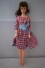 Camay Denise Linda Suzette teenage Barbie clone doll brunette hair 60's