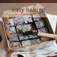 Easy Baking: 0: 1, Linda Collister, Excellent Book