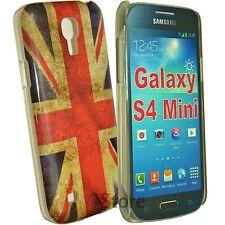 étui Pour Samsung Galaxy S4 Mini I9195 I9195 Drapeau Angleterre Arrière