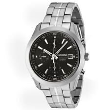 Seiko Stainless Steel Band Wristwatches for Men