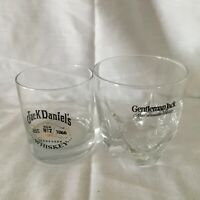 Jack Daniels Rock Glasses
