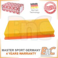 GENUINE MASTER-SPORT GERMANY HEAVY DUTY AIR FILTER FOR VOLVO