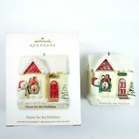 Hallmark Keepsake Home For The Holidays Christmas Tree Ornament 2012