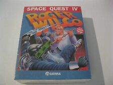 Space Quest IV Roger Wilco and the Time Rippers Macintosh new sealed Sierra