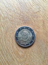 Germany COMMEMORATIVE 2 EURO COIN € uro République fédérale d'Allemagne 2002-2012