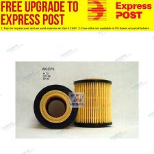 Wesfil Oil Filter WCO70 fits Fiat Punto 1.9 D Multijet