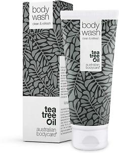 Australian Bodycare Body Wash Women Men Tea Tree Oil Skin Wash Against Spots New