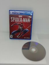 Ps4 Marvel Spiderman Game