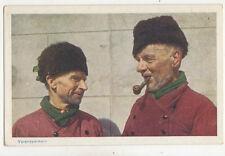 Volendammers Netherlands Vintage Postcard US019