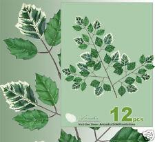 "12 pcs 22"" Denica Oak Tree Spray 504 Leaves Silk Plants"
