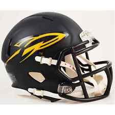 TOLEDO ROCKETS NCAA Riddell SPEED Authentic MINI Football Helmet