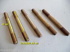 AUTOCARRI IVECO - 5 PRIGIONIERI ACCIAIO 10X95X1,25 mm - 13454521