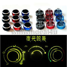 3PCS/SET AC AIR CONDITION PANEL CONTROL KNOB SWITCH FOR BYD F3 F3R