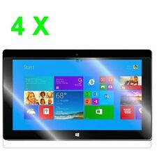 4X Ultra Clear HD Screen Protector Cover Guard Film Microsoft Surface Pro 2 +KIT